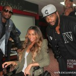 Ciara Rolls Over Hunger Literally as Atlanta Celebs Host Thanksgiving Skate Party… [PHOTOS]
