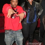 Big Boi and Michelle ATLien Brown