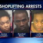 Mugshot Mania ~ Atlanta Crime Family Targets 15 Area TARGETS…