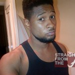 Usher Raymond NEW LOOK BEFORE