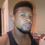 Usher Raymond NEW LOOK BEFORE 2