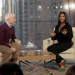 Toni Braxton Anderson Cooper