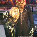 Keyshia Cole &amp; Daniel Gibson - halloween-2011