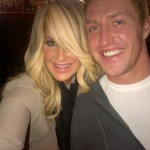Kim Zolciak and Kroy Biermann 2011