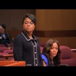 Phaedra Parks Sheree Whitfield in Court