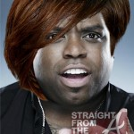 Ceelo Green With Hair (short)