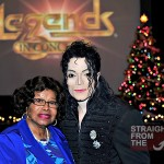 What's Wrong With This Picture? Katherine & Michael Jackson ~ Christmas 2011 [PHOTO]