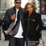"Boo'd Up ~ Monica & Shannon Brown ""Play Around"" in NYC… [PHOTOS]"