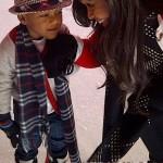 Raymond v Raymond: Usher & Tameka Host Separate Parties For Naviyd's 3rd Birthday… [PHOTOS]