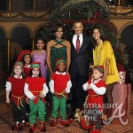 "The Obamas Host ""Christmas in Washington"" ~ Justin Bieber, Jennifer Hudson & More… [PHOTOS]"