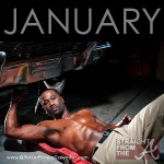 "Q Parker (of 112) Releases Fitness Calendar + New Single ""Show You How""… [PHOTOS]"