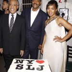 RISE UP! Samuel L. Jackson Is 63 Years Old ~ Angela Bassett & Al Sharpton Join Birthday Celebration… [PHOTOS]