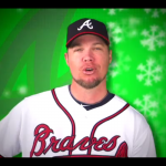 Atlanta Braves Season's Greetings 2011