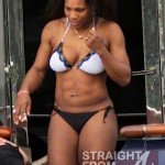 Beach Body Motivation: Serena Williams Spends Christmas in Skimpy Bikini… [PHOTOS]