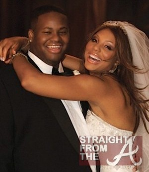 Tamar Braxton Vince Herbert Wedding