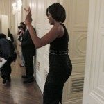 Michelle Obama Rear End