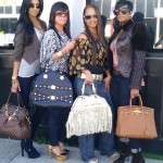 BMF Wives Gricelda Chavez, Lisa Buford, Tiffany Gloster, Tonesa Welch