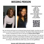 Stacey Nicole English Missing Person Atlanta
