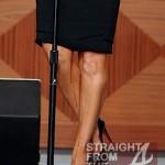 Christina Aguilera Etta James Funeral 2