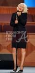 Christina Aguilera Etta James Funeral 4