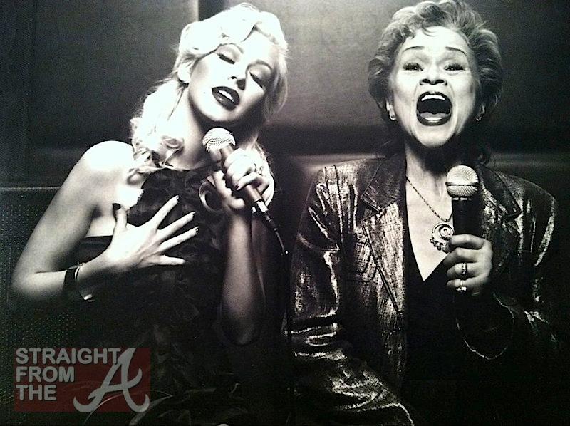 Christina Aguilera Ett... Christina Aguilera Obituary