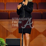 OMG! Christina Aguilera's Period Outshines Her Performance at Etta James' Funeral… [PHOTOS + VIDEO]