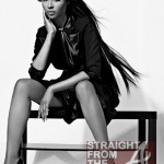 Cynthia Bailey Denim Magazine 2012-3