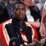 Dikembe Mutombo Atlanta Hawks