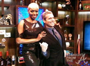 NeNe Leakes WWHL 011512 - 1