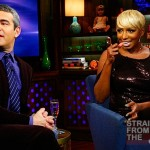 NeNe Leakes WWHL 011512-2
