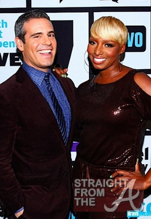 NeNe Leakes WWHL 011512-9