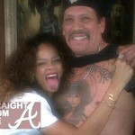 "2Pac Back! Rihanna Honors Legendary Rapper With ""THUG LIFE"" Tattoo… [PHOTOS]"