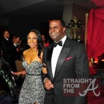 Sarah Langford Kasim Reed - Mayors Ball 122011