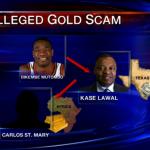 Dikembe Mutombo Gold Scam