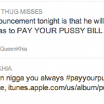 Twitter Fail! Khia Tweets President Barack Obama…