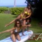 Rihanna Bikini 2012
