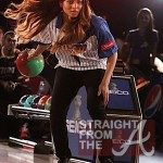 Ciara Tries Out Her Newly Remodeled Feet at Bowling Alley… [PHOTOS]