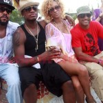 Ne-Yo Celebrates 'Compound Island' Launch in Jamaica w/ Keri Hilson & More… [PHOTOS]