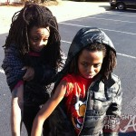 Atlanta Mom Arrested For Allowing 10 Year Old Son's Tattoo…. [PHOTOS + VIDEO]