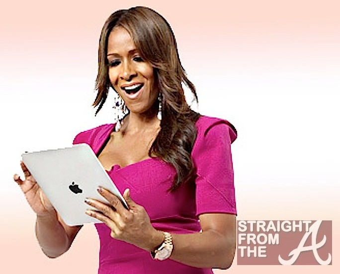 sheree whitfield ipad