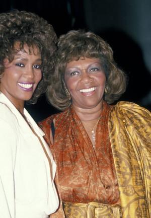 Whitney Cissy Houston