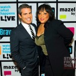 Andy Cohen Jackee Harry