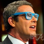 Andy Cohen Mazel Glasses