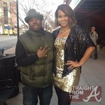 "Spotted: Big Boi & Lisa Raye on ""Single Ladies"" Set…"