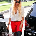 Blonde Ciara in Beverly Hills 021112-4
