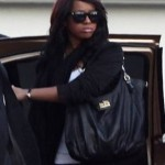 Bobbi Kristina Reportedly Caught Getting High After Houston's Funeral… [PHOTOS]