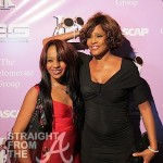 Bobbi Kristina Whitney Houston 020912