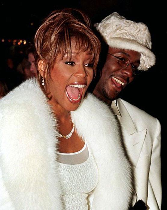 Brown Houston Family Bobby Brown Whitney Houston-12