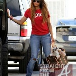Quick Flix: Ciara and Her Pups Chill in L.A. [PHOTOS]