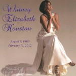 "Whitney Houston ""Homegoing"" Funeral Program [OFFICIAL OBITUARY]"